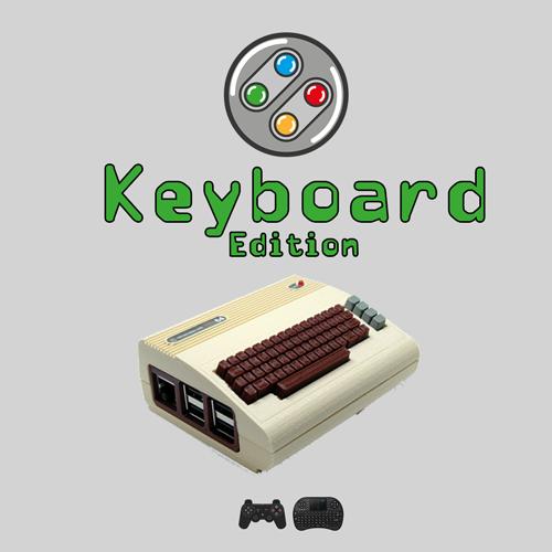 Retrocade Console Keyboard Edition